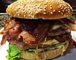 Foto zu Burger Big-Bacon Sam