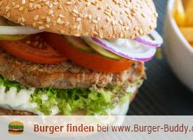Foto zu Burger Ruddy Russian